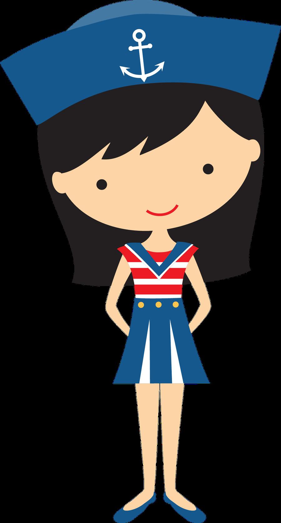 black haired girl sailor bottle cap and images pinterest rh pinterest com sailor clip art free clipart sailor hat