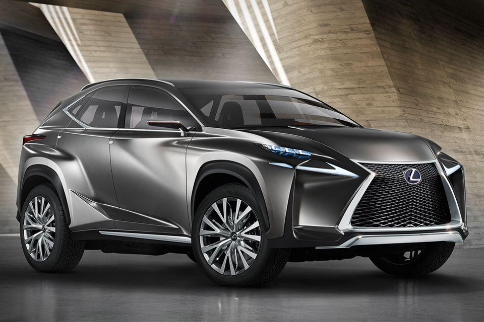 Lexus LFNX Crossover Concept Lexus suv, Lexus cars