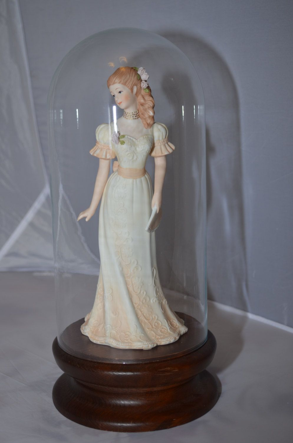 Masterpiece Porcelain By Homco Victoria 1991 Home Interiors