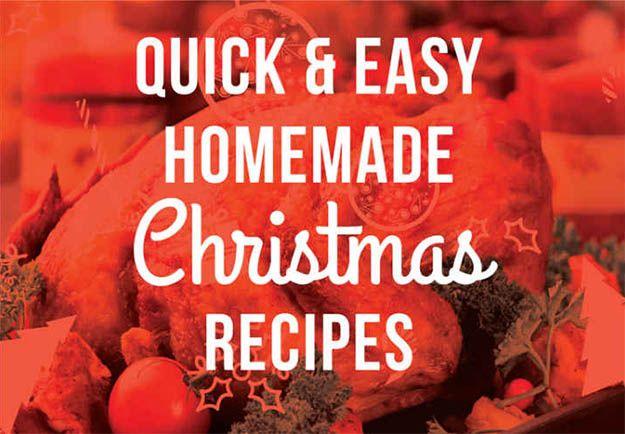 Quick and Easy Homemade Chritmas Recipes, check it out at http://diyready.com/hot-diy-buy-easy-homemade-christmas-recipes-e-book-release