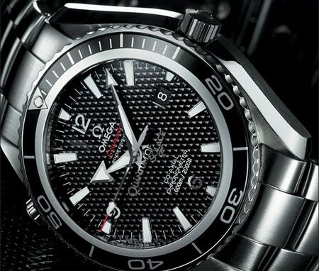 2f434bae09e New Omega Seamaster Limited Edition  Planet Ocean 600m Quantum Of Solace