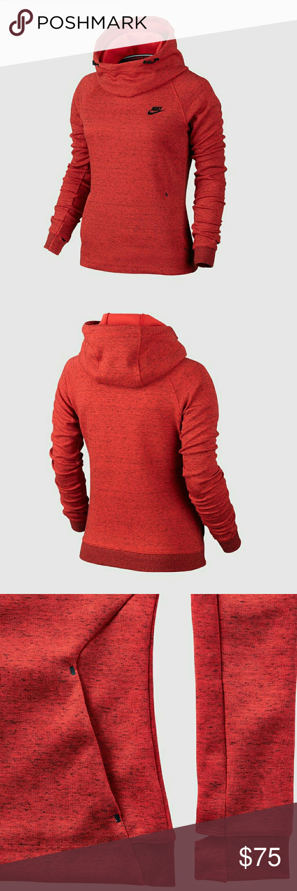 NEW Nike Tech Fleece Pullover NWT (With images) Nike