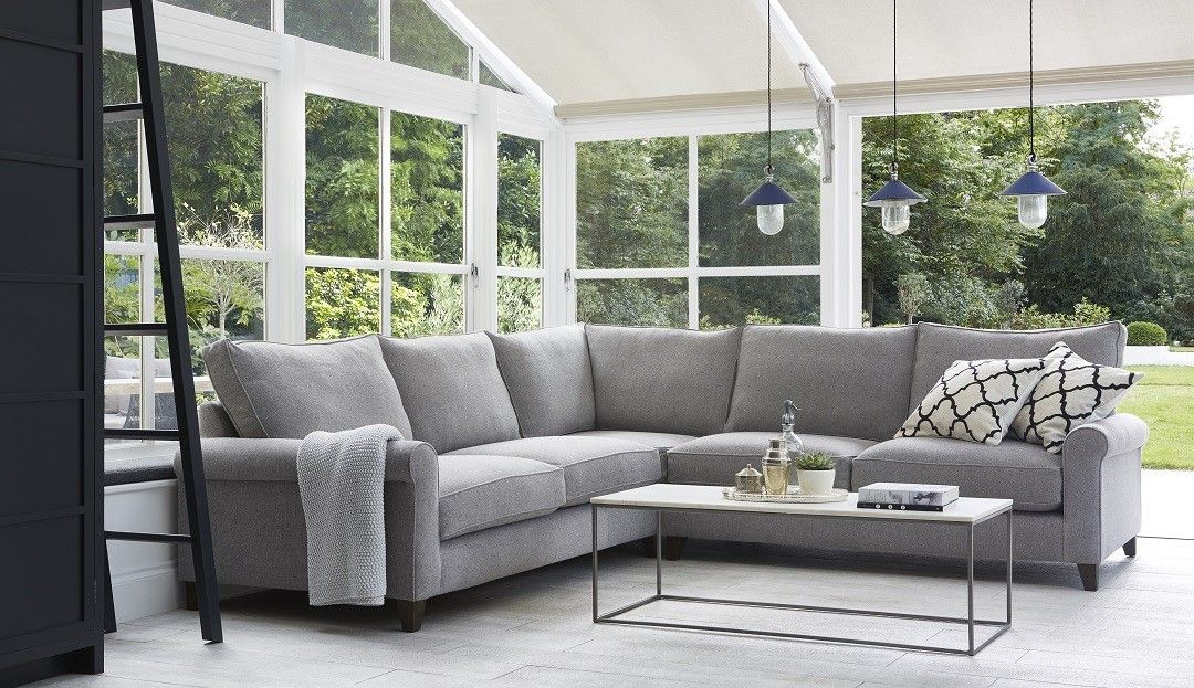 The Dalby Corner Sofa Is A Flexible Compact With Wide Range Of Units So You Can Create To Suit Your E It Handmade In Uk