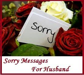 sorry messages husband message for husband apologizing quotes
