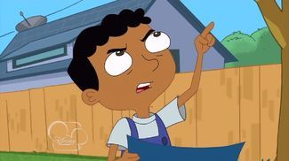 Baljeet Tjinder Phineas And Ferb Birthday Clips Cartoon Shows