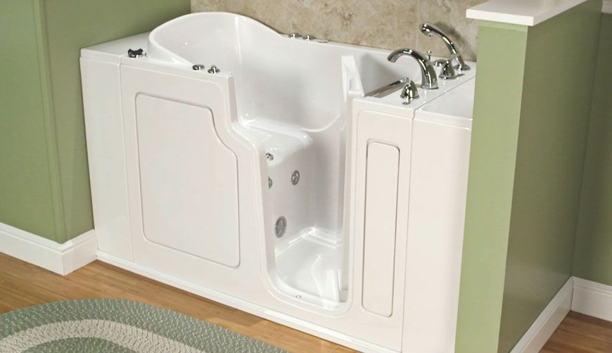 Safe Step Walk In Tub Cost And Also Yellow Decorations Senior