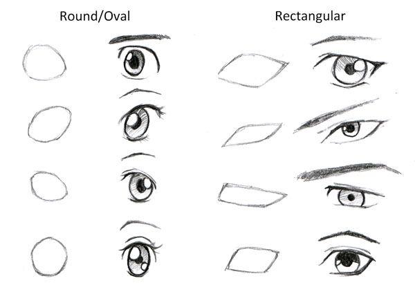 Pin By Romantic Callidora On Drawing Easy Eye Drawing Manga Eyes Easy Drawings Sketches