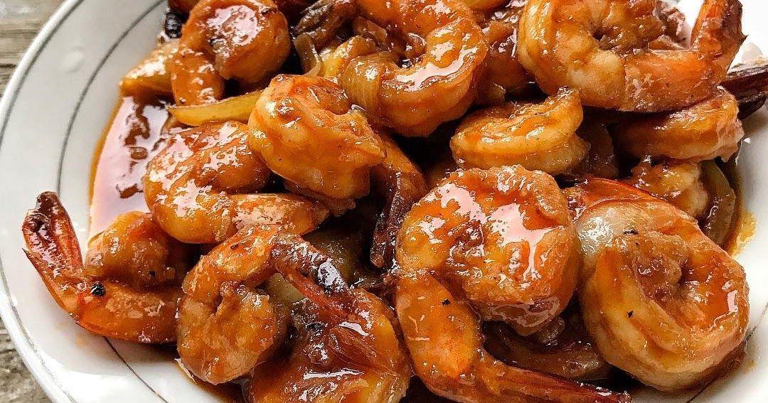 Resep Udang Asam Manis Pedas By Dianayupuspitasari Resep Udang Resep Masakan Indonesia Resep Makanan