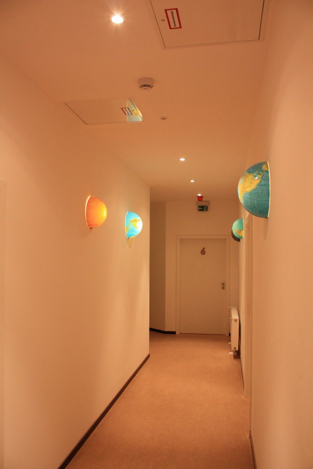 Betti S Globus Lampe Globes Galore Pinterest Room Indoor