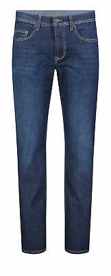 Mac ben Dark Blue Authentic Stone Used Look Men's Denim Jeans 0380-00-1967 H740 #fashion #clothing #shoes #accessories #men #mensclothing (ebay link)