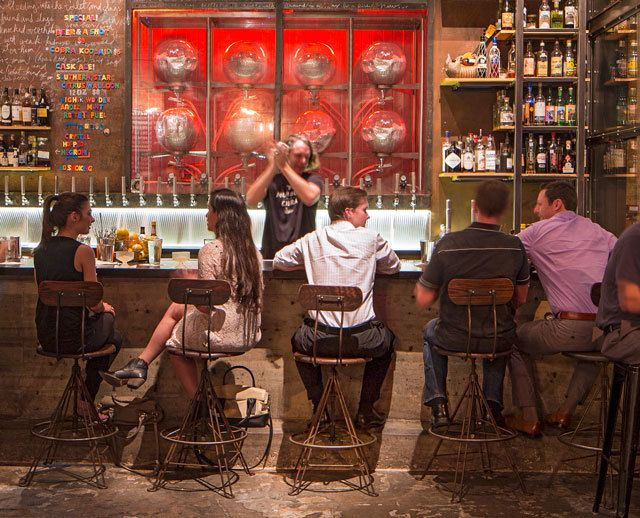 Behold The 10 Best Bars In All Of Houstonia Plus 27 More
