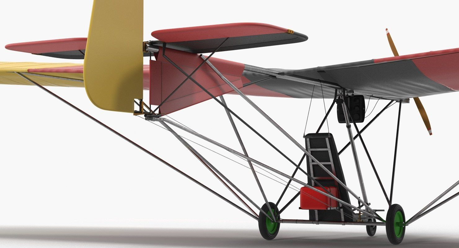 Ultralight Aircraft Chotia Weedhopper Max Ultralight Aircraft Airplane Crafts