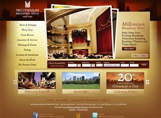Great Website Design Ideas good website design principles build that stunning web This Is A Great Hotel Website Design Example And A Well Deserving Award Winner Awesome