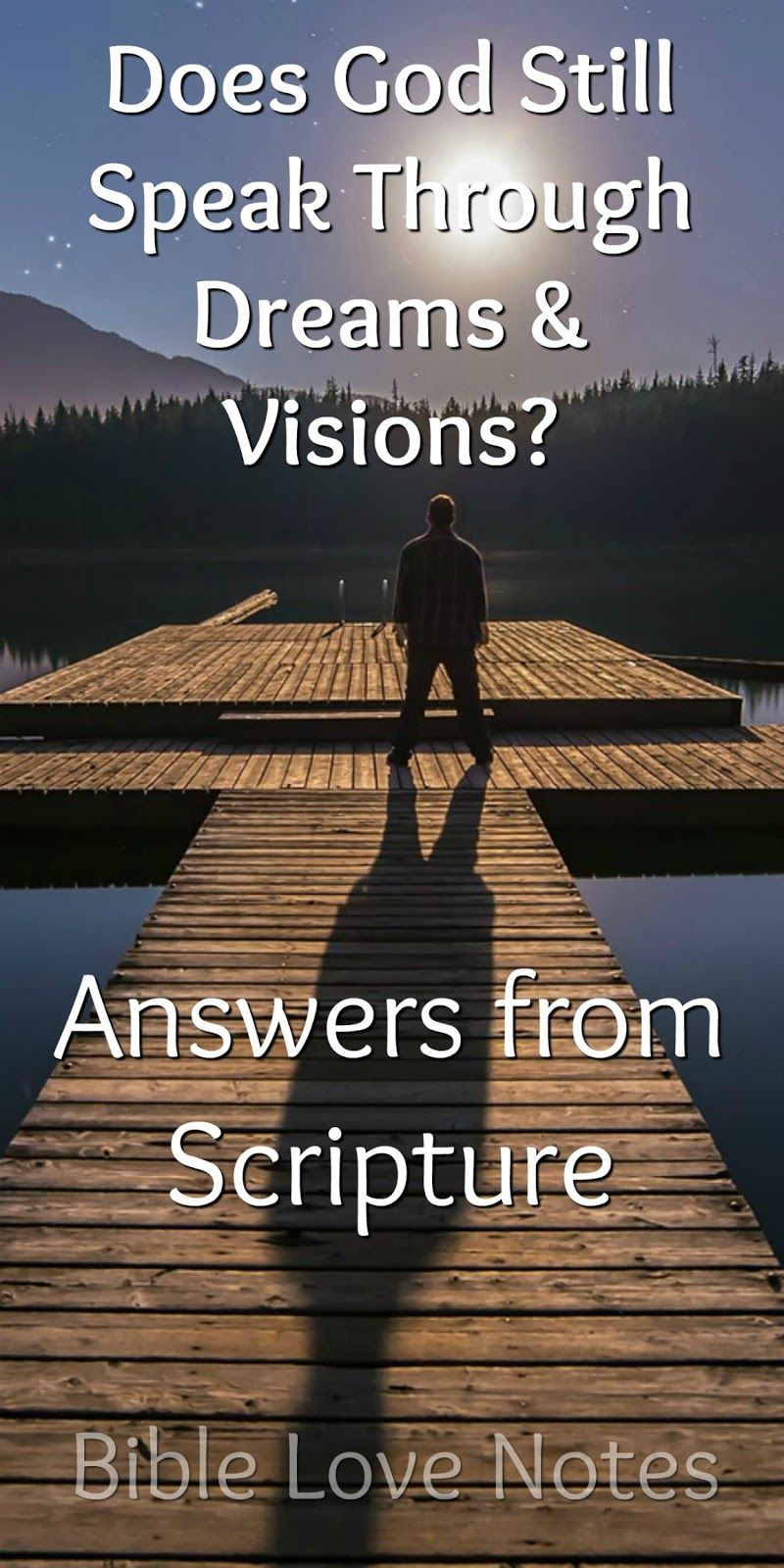 Does God Still Speak in Dreams and Visions? Hearing gods
