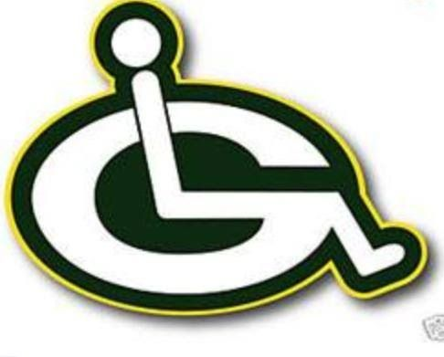Green bays new logo!