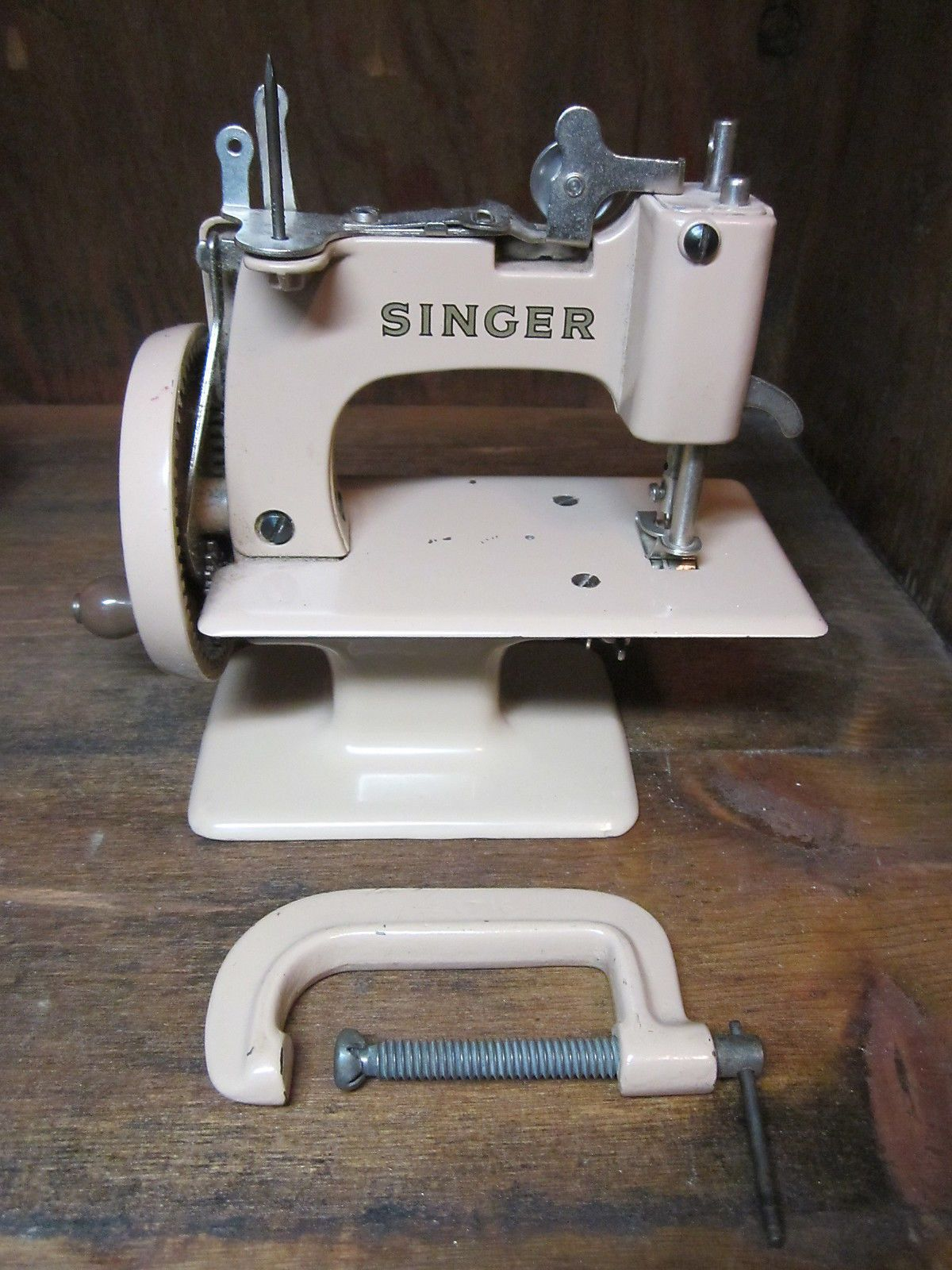 details about vintage singer sewing machine model 301 untested as is ez wiring harness kit http wwwvendiocom stores sewingvintage item [ 1200 x 1600 Pixel ]