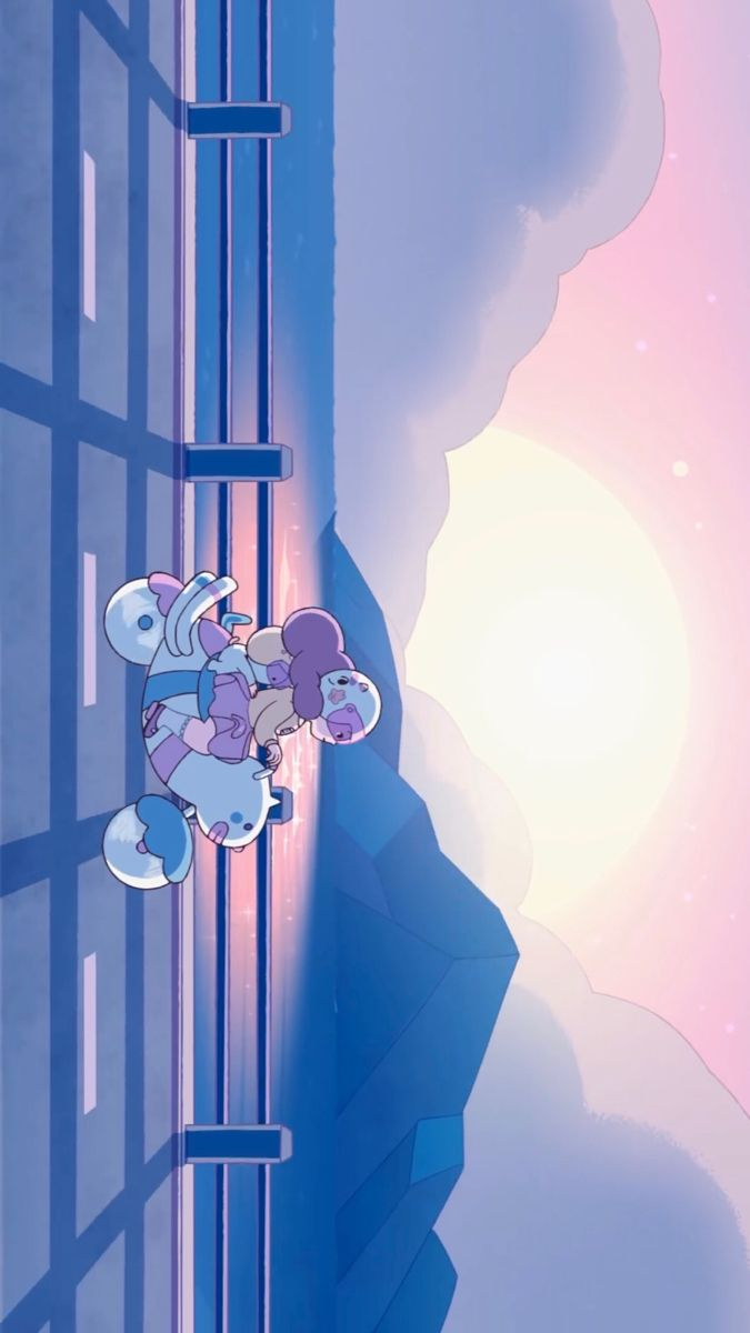 Bee Puppycat Pc Bee And Puppycat Anime Scenery Background