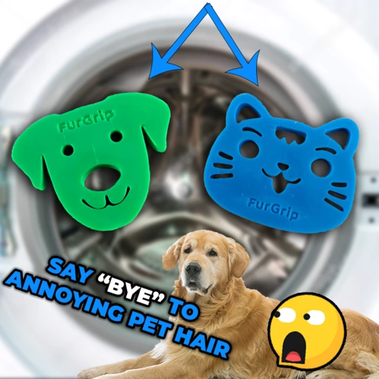 Furgrip Laundry Pet Hair Remover Mit Bildern