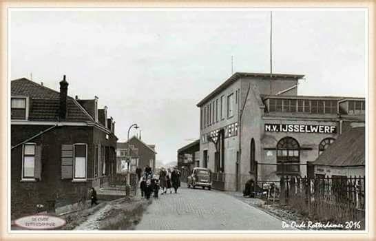 ijsseldijk (kralingseveer) | Rotterdam, Holland, Deens