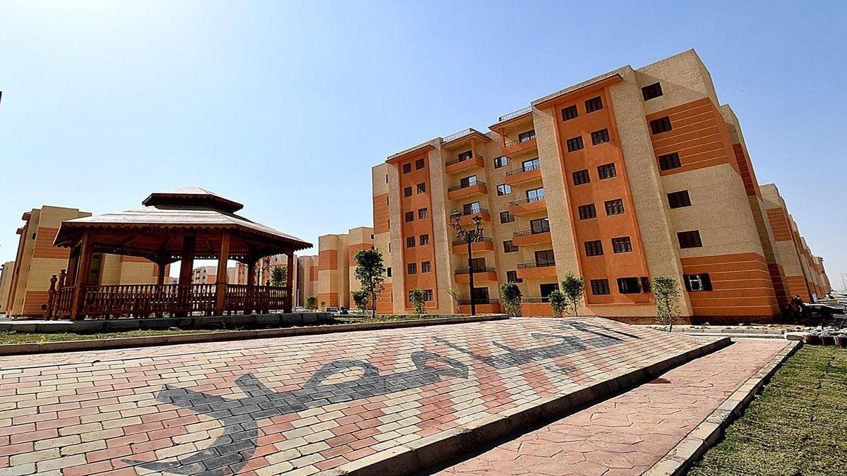 ذوى الاحتياجات الخاصة فقط فتح باب الحجز لـــ 125 ألف وحدة سكنية Social Housing Building Multi Story Building
