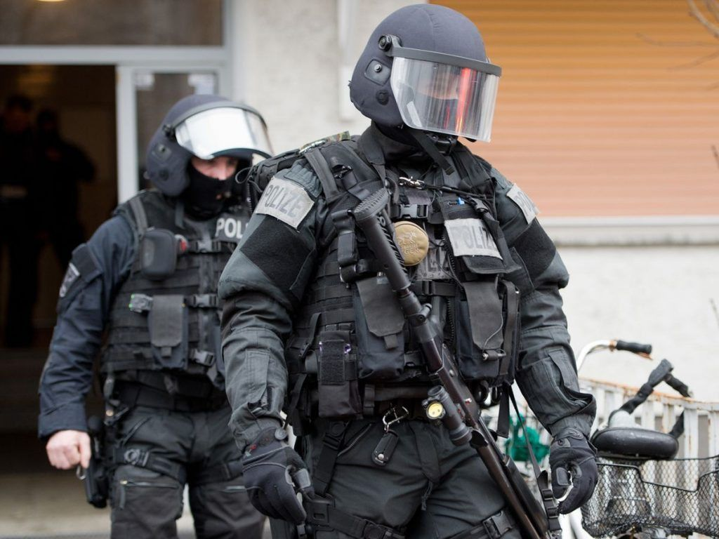 image result for gsg9  special forces military police