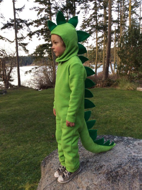 Photo of Dinosaurier Halloween Kostüm, Kleinkind Junge Halloween Kostüm, Kleinkind Mädchen Halloween Kostüm, grün Dinosaurier Kinder Kostüm