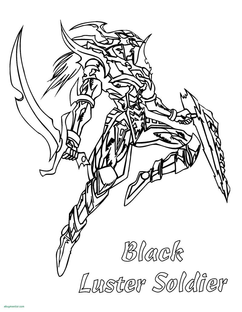 Yugioh Egyptian Gods Coloring Pages Free