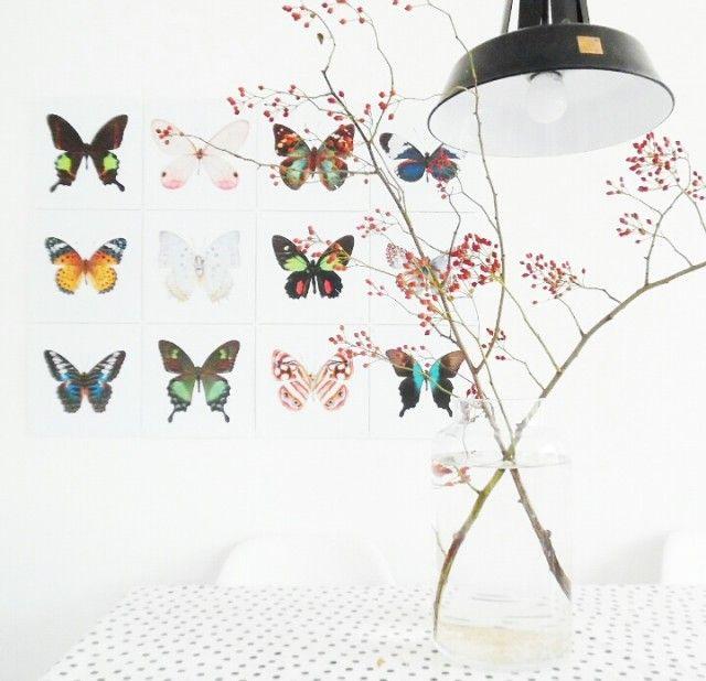 Ixxi wanddecoratie. Www.jessicavdberg.nl