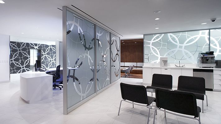 Custom corporate interiors ti group inc