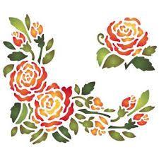 Las fronteras /& esquinas en Flor Colección-diseños de bordado de la máquina en CD o USB