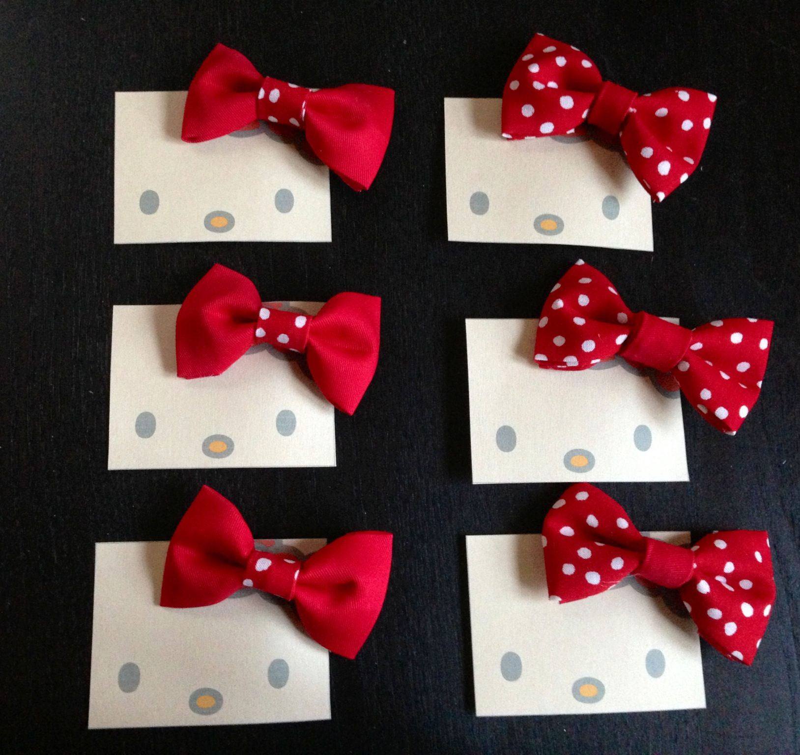 Google themes hello kitty - Hello Kitty Party Favors That I Made For My Little Girl S First Birthday Party The