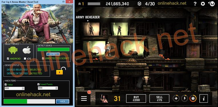 Far Cry 4 Arena Master Hack v2 2 | Gaming Tools for Real Gamers