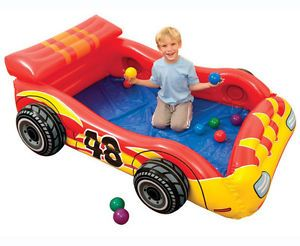 1 2 Year Olds Would Like This Intex Ball Toyz Speed Racer