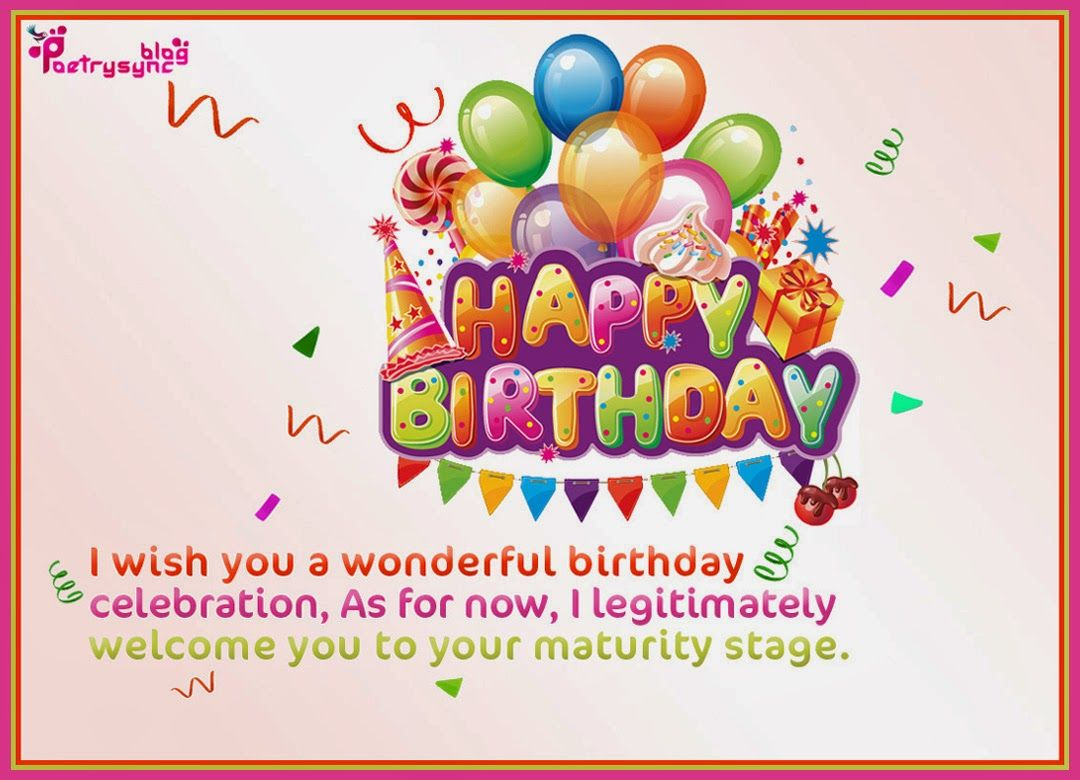 25 best Birthday Greetings Quotes – Greetings of Happy Birthday