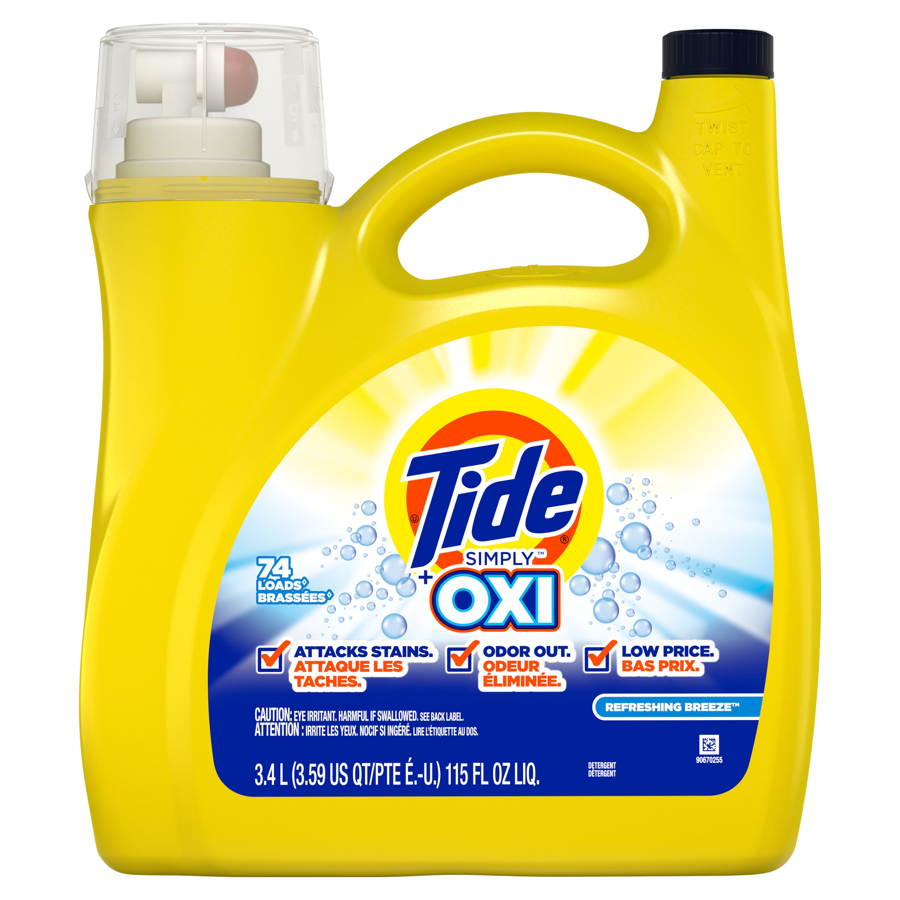 Seasonal In 2020 Laundry Liquid Tide Simply Clean Laundry Detergent