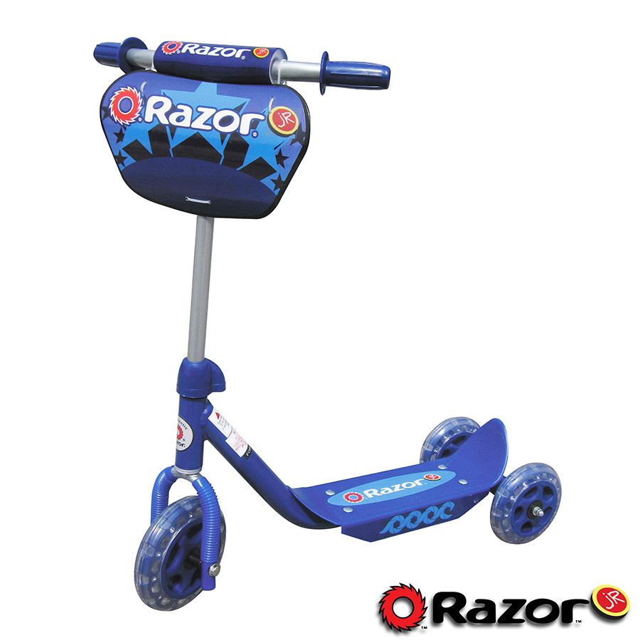 Razor 3 Wheel Scooter Blue Toys R Us Australia Christmas