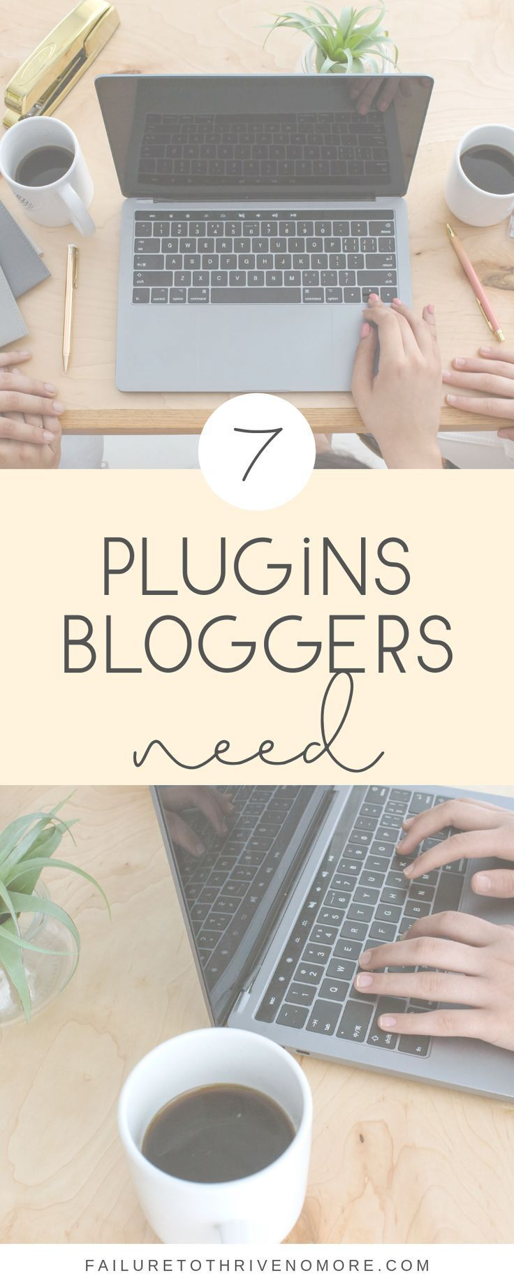 7 Must Have Plugins All Bloggers Need #geniusmomtricks