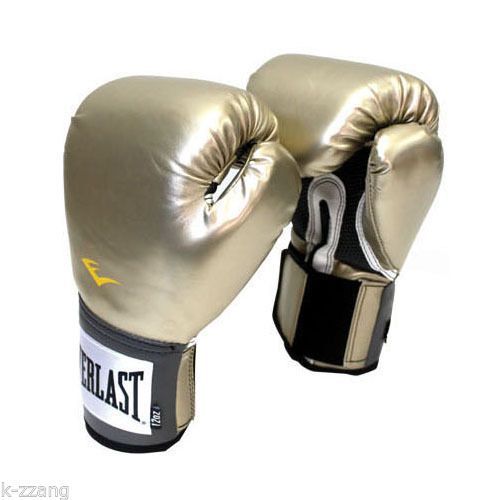 eccbb612dc6 Details about EVERLAST Boxing Glove Prostyle training gloves MMA ...