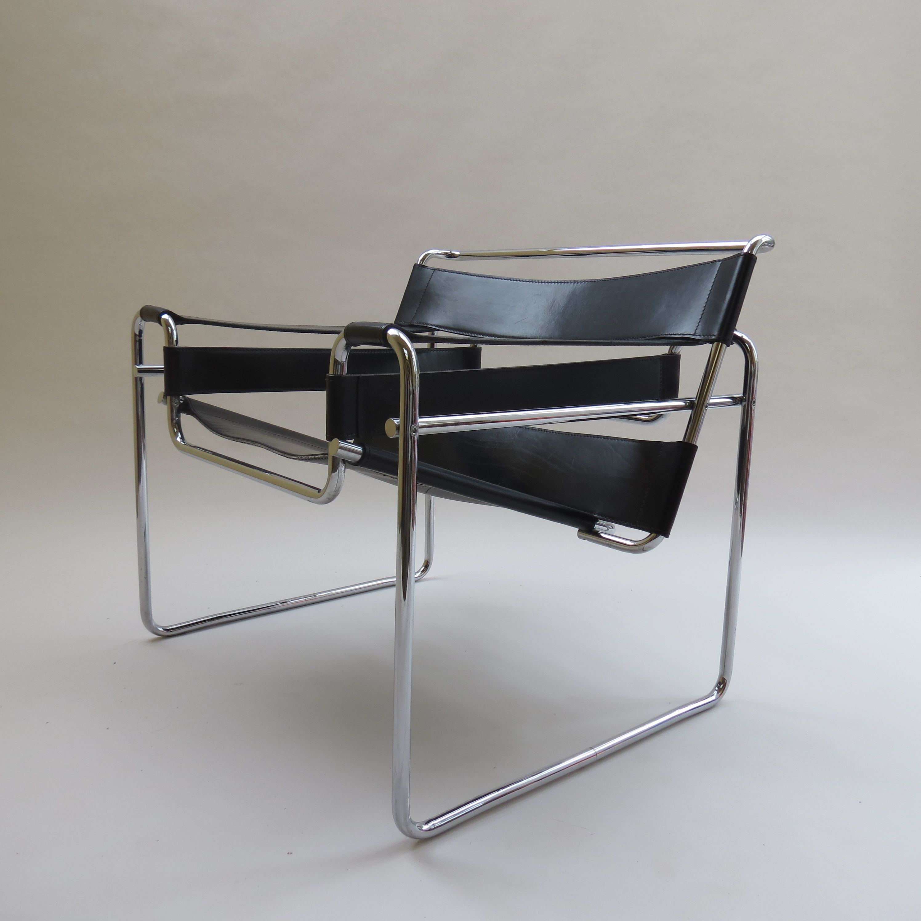 Vintage Wassily Chair By Marcel Breuer Bauhaus Marcel Breuer