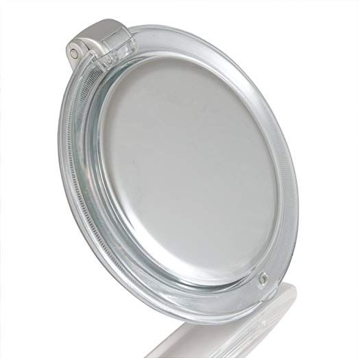 Zadro Led Lighted Premium Quality Ultimate Compact Mirror