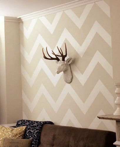 Law In The World Diy Wallpaper How To Install Wallpaper Chevron Wall