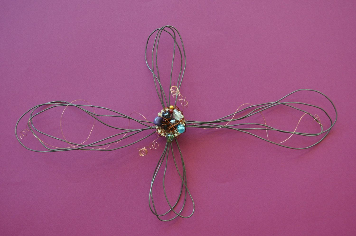 Baling Wire Cross - WIRE Center •