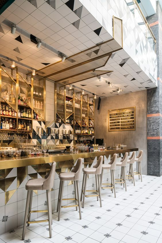 best interior designs inspired by luxury restaurants restaurant rh pinterest com