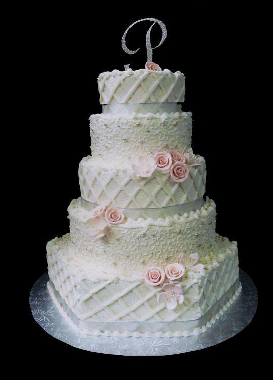 Ana Paz Wedding Cakes