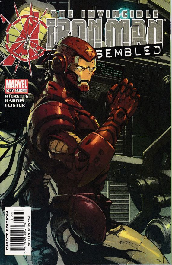 INVINCIBLE IRON MAN #2 ~ VF//NM Comic Book 2017 Marvel Comics