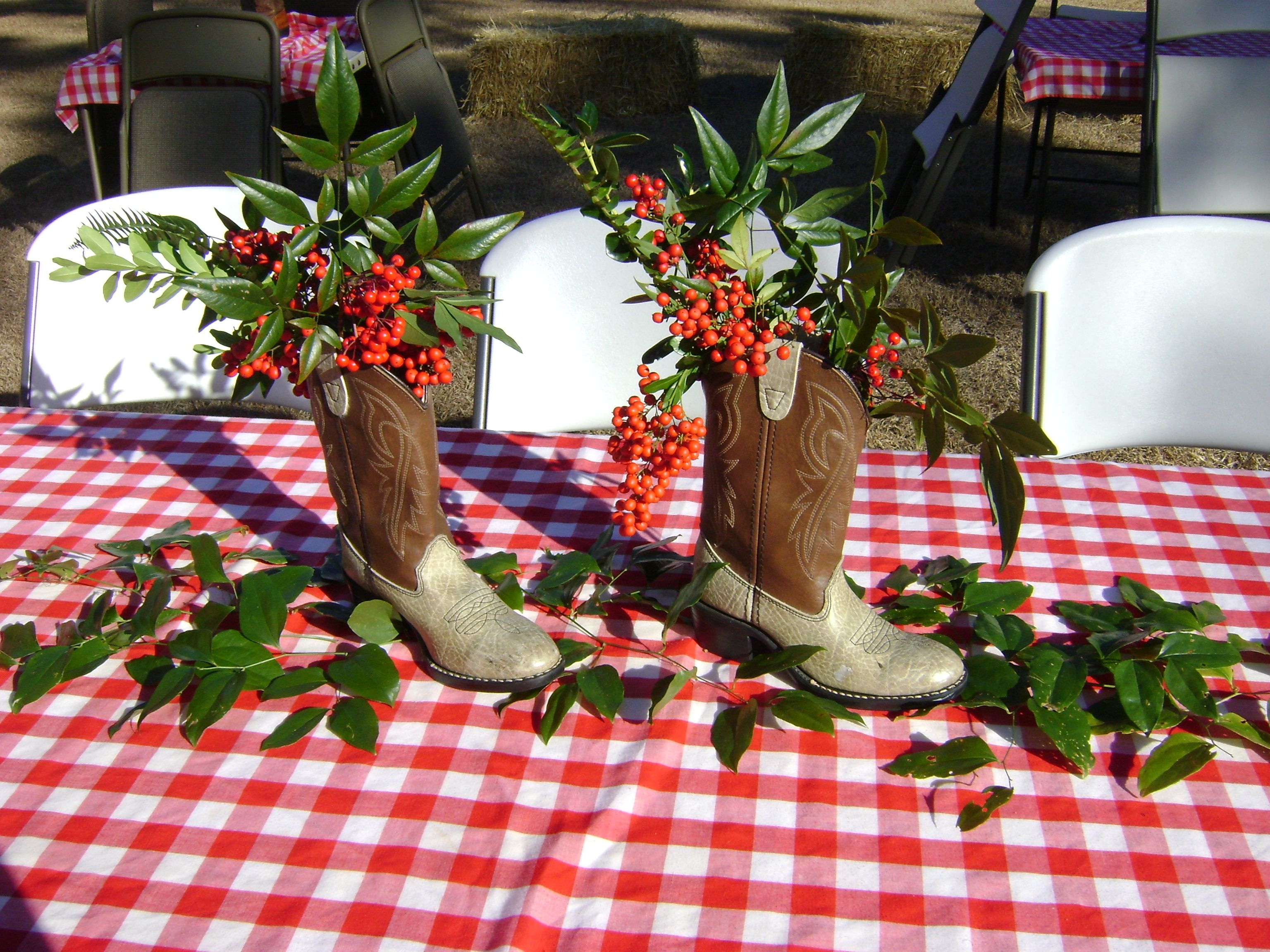 Awesome Western Theme Party Decorating Ideas Part - 5: 50 Birthday Parties