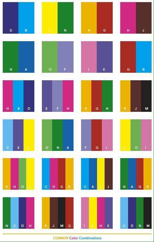 Pin de Tsubaki Mikaru en Color pattern   Pinterest   Paletas, Color ...