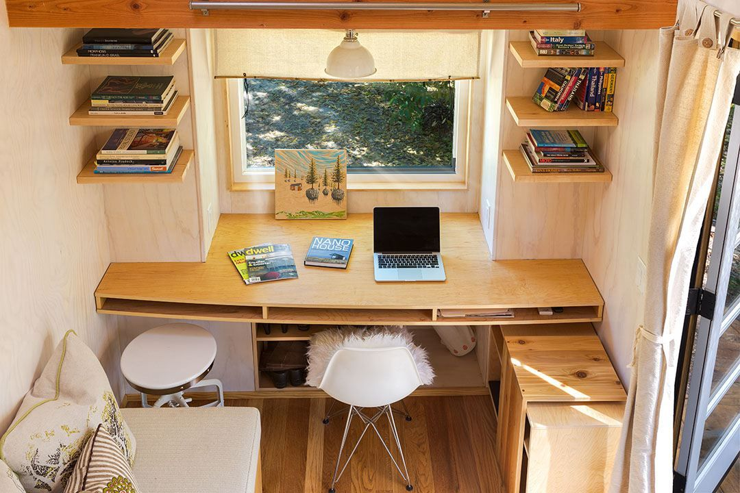 Image Result For Tiny House Desk Tiny House Desk Small Home