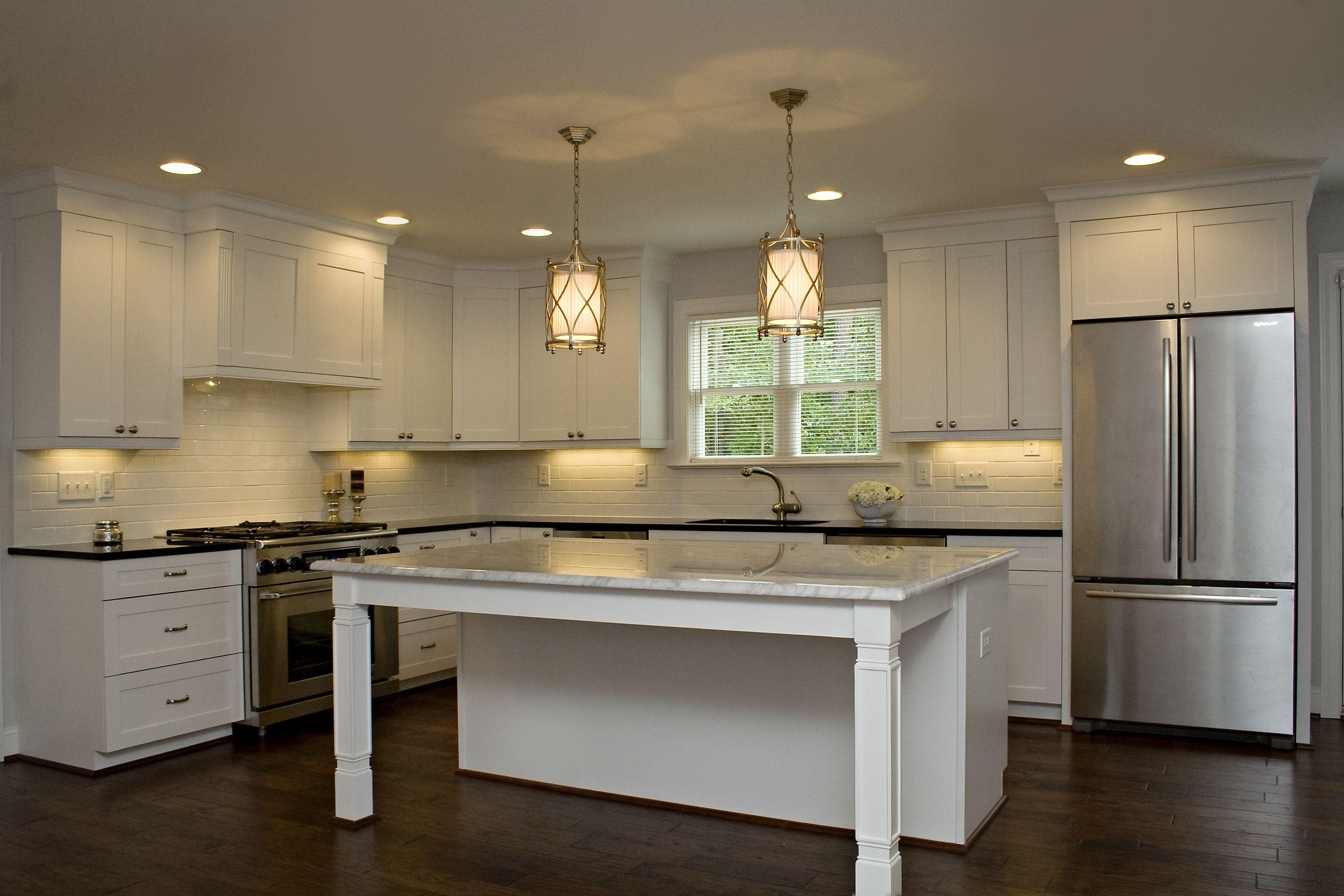 Remodeling   White modern kitchen, White kitchen ...
