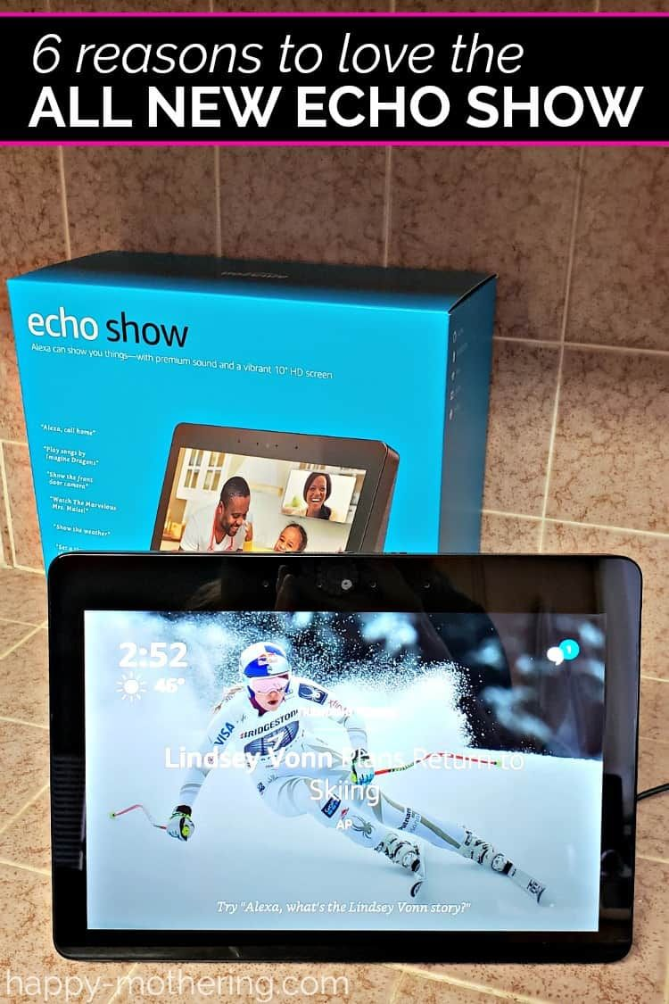 Can You Watch Netflix On Echo Show Have You Been Thinking About Getting An Alexa Device From Amazon Like The All New Echo Show Read About Our Favorite Fe Alexa Device Echo Diy Cleaning Products